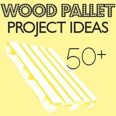 Repurposing wood pallets