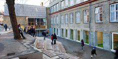 Ny Hollænderskolen - Kant - Arkitekter