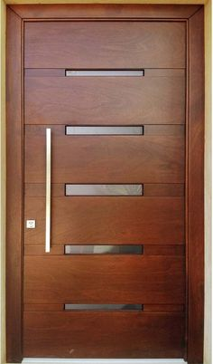 You are in the right place about wooden doors jali Here we offer you the most beautiful pictures about the industrial wooden doors you are looking for. When you examine the part of the picture you can Modern Entrance Door, Main Entrance Door Design, Modern Wooden Doors, Modern Exterior Doors, House Main Door Design, Modern Door, Wooden Front Door Design, Wooden Front Doors, The Doors