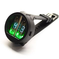 Nixie Tube Watch, Cool Watches, Watches For Men, Led Watch, Vacuum Tube, Fashion Watches, Chronograph, Clocks, Electronics