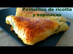 Aprende a preparar estas ricas empanadillas de queso ricotta y espinacas. Un aperitivo perfecto! Hot Dog Buns, Hot Dogs, Queso Ricotta, Queso Fresco, Bread, Youtube, Food, Yummy Snacks, Afternoon Snacks