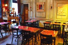 Les Compagnons de la Grappe, cozy and informal restaurant in Vieux Lille