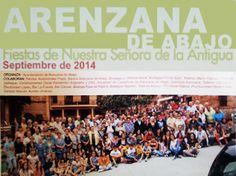 ♪ ♫ #FiestasRiojanas ♫... Arenzana de Abajo celebrará las #fiestas de Nuestra Señora de la Antigua 2014.