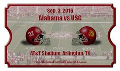 Alabama vs USC