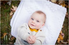 Fall Family Portrait | Pennsylvania Family Photographer | West Chester, PA Fall Family Portrait Photography | AJ and Bryce