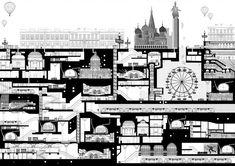 AA School of Architecture 2013 - Intermediate 7 - Atira Ariffin