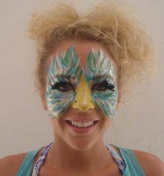 Lydia Bright - painted by Kiss My Fairy Ibiza