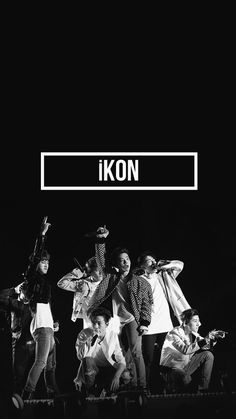 iKon Wallpaper Cr: @yglockscreen