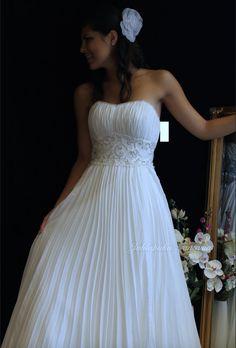 One Shoulder Wedding Dress, Wedding Dresses, Fashion, Bride Dresses, Moda, Bridal Gowns, Alon Livne Wedding Dresses, Fashion Styles, Wedding Gowns