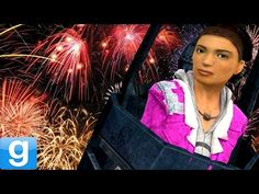 4TH OF JULY HOLIDAY SPECIAL! - Gmod Fireworks & Explosives Mod (Garry's Mod) - This is awesome! Happy 4th of July, y'all!