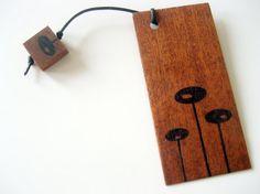 How To: Handmade Hardwood Bookmark. » Curbly | DIY Design Community