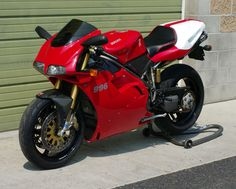 Ducati 996 2000 wallpapers #11241