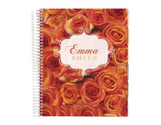 2014 life planner -reality blooms -roses