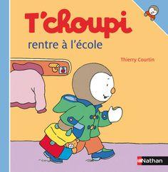 T'choupi rentre à l'école | T'choupi | Éditions NATHAN