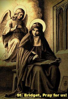 Merciful Revelations Given To St. Bridget | Littlest Souls