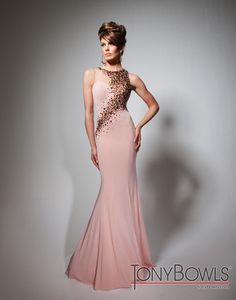 Tony Bowls Evenings TBE21377 #Beautiful #Tony #Bowls #Evening #Gown #Perfect for #Prom. Comes in multiple colors #Dress