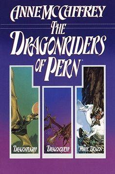 The Dragonriders of Pern (Dragonriders of Pern, #1-3)