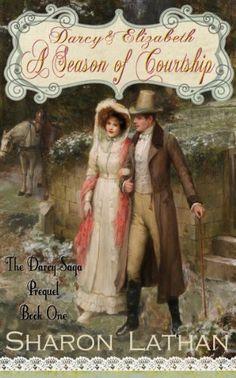 Darcy & Elizabeth: A Season of Courtship (Darcy Saga Prequel Duo Book 1) by Sharon Lathan http://www.amazon.com/dp/B00IPR1T96/ref=cm_sw_r_pi_dp_-vRgwb1D25G1J