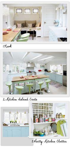 clean decorating ideas