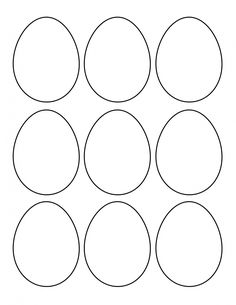 Easter Eggs Coloring Sheets easter eggs free printable templates coloring pages Easter Eggs Coloring Sheets. Here is Easter Eggs Coloring Sheets for you. Easter Eggs Coloring Sheets easter egg coloring pages sheets printable of eg. Easter Egg Template, Easter Templates, Easter Egg Pattern, Easter Printables, Printable Templates, Free Printable, Royal Icing Templates, Shape Templates, Printable Designs