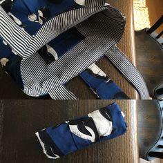 eco bag : MAME FUKU handmade