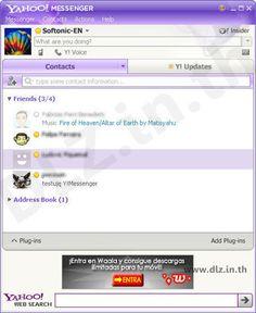 ดาวน์โหลด #Yahoo! #Messenger 11.5 โปรแกรมคุยแชทของยาฮู http://www.downloadgg.com/yahoo-messenger/