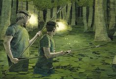 Swamp Things: The Lost Art of Frog Hunting