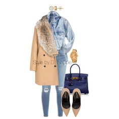 A D. Ni'Cole inspired look.  Click the link in the bio for fit details. Search for the POLYVORE tab!