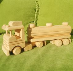 Truck Wooden truck Wooden toysToys Kids toy Toys от EcoToy на Etsy