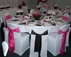 black and silver decorations   black wedding decoration for a wedding theme of predominately black ...