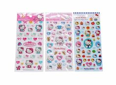 Hello Kitty sticker set (model 2)