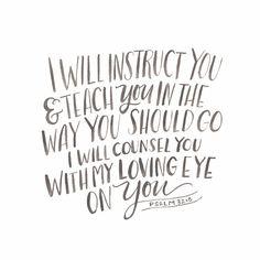 Psalm 32:18