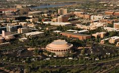 A great city Tempe, AZ. The home of my college Alma Mater ASU! Tempe Arizona, Arizona Usa, Navajo National Monument, Security Technology, Dream School, Arizona State University, Alma Mater, Great View, Trip Planning