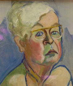 Alice Neel painting Figure Painting, Painting & Drawing, Portrait Art, Portraits, Female Portrait, Art For Art Sake, Museum Of Fine Arts, Life Drawing, Figurative Art