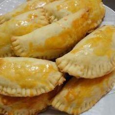 Pastel de Forno Caseiro em Receitas de Salgados no Cozinha Brasileira