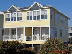 House vacation rental in Topsail Beach, NC, USA from VRBO.com! #vacation #rental #travel #vrbo