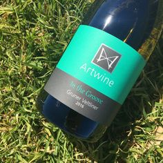 Gruner Veltliner from Artwine a gold medal wine