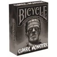 Bicycle: Classic Monsters - talia kart do gry