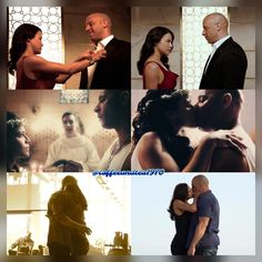 Dom and Letty's daughter ...