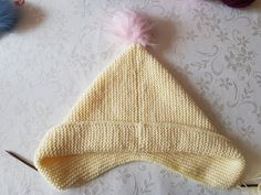 Baby Knitting Patterns, Knitting Stitches, Knitted Hats, Knit Crochet, Diy And Crafts, Winter Hats, Wool, Sweaters, Youtube