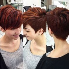 Pixie short hairstyles 2016
