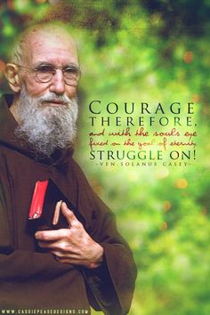 father solanus casey prayer