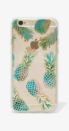 Sonix iPhone 6 Case - Pineapple...only if they had these covers for androids