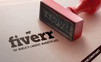 Fiverr: Graphics, marketing, fun, and more online services for $5