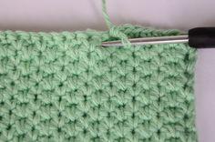 Hæklet karklud Crochet Unique, Crochet Ideas, Merino Wool Blanket, Quilling, Pot Holders, Knit Crochet, Diy And Crafts, Knitting, Pattern