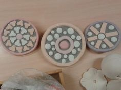 #Keramiek #tuin #lollies  #Ceramic #garden