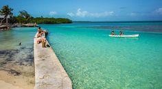América Central - Caye Caulker - Belize