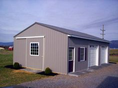 24x32 pole barn garage outdoor spaces pinterest pole for 24x32 pole barn