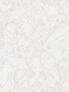 This beautiful Fine Decor Tranquillity Tree Wallpaper in silver and grey would look great as a feature wall or when used to decorate a whole room. Free UK delivery available Tree Wallpaper Grey, Green Leaf Wallpaper, Glitter Wallpaper, Wallpaper Panels, Pattern Wallpaper, Leaves Wallpaper, Botanical Wallpaper, Bathroom Wallpaper Modern, Home Wallpaper