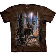 Buck Woodland Sentry T-Shirt